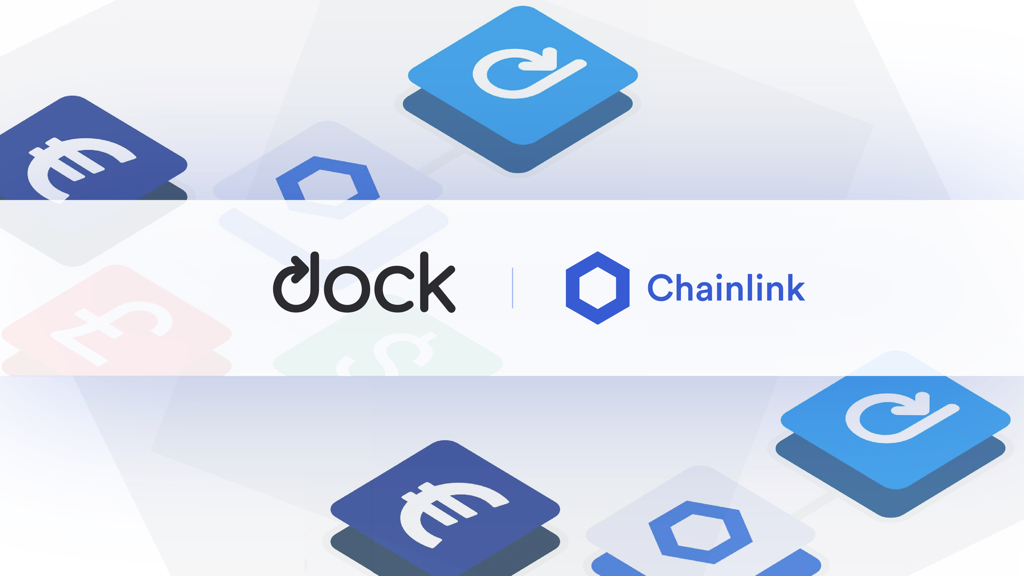 Dock Integrating Chainlink To Price Credential Services in USD