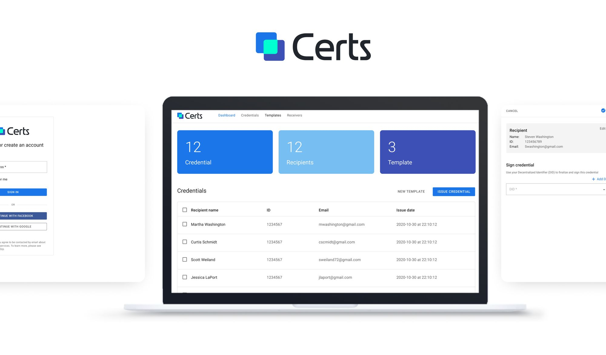 Certs: Now Available as a Self-Guided Demo