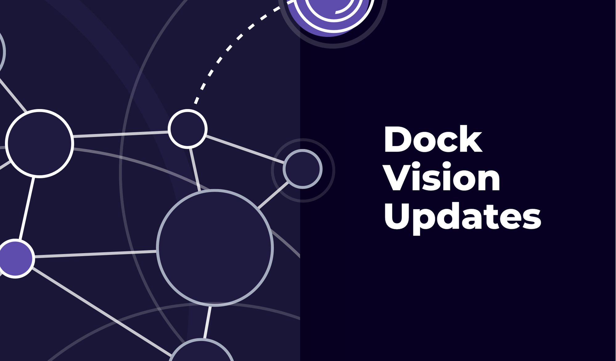 Dock Vision Update: Lightpaper, Roadmap & more