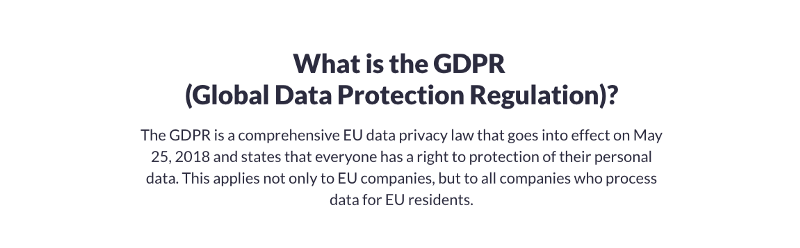 GDPR & Dock: Our Commitment to Protect Your Data