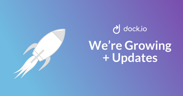 We're Growing + Updates!