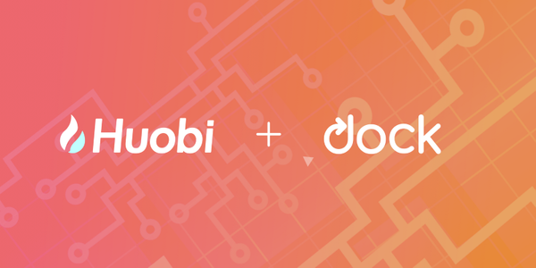 Huobi lists Dock