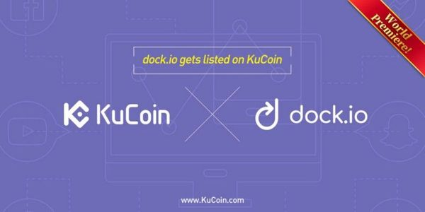 DOCK is Now Listed on KuCoin!