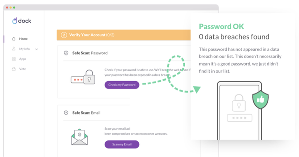New Feature: Safe Scan for Passwords