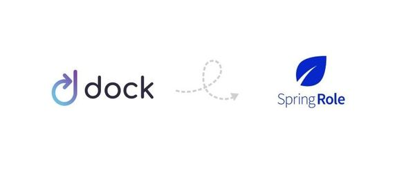 Partnership Announcement: SpringRole + Dock