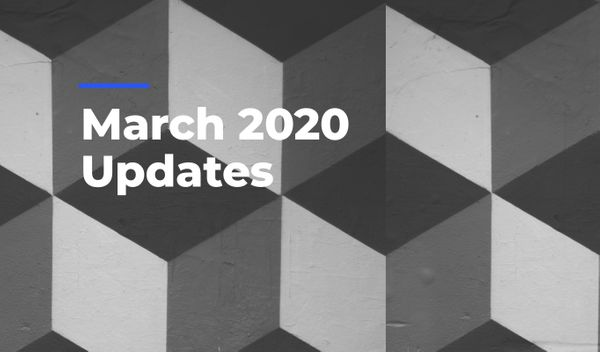 Dock Community Update March 2020